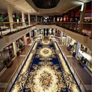 Nordic Floral Home Carpet Kitchen Floor Mats Bedside Balcony Corridor Area Rugs