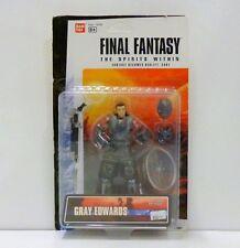 Final Fantasy Gray Edwards The Spirits Within Action Figure NIB Bandai NIP 2000