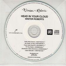 (GS96) Winter Roberts, Head In Your Cloud - 2005 DJ CD