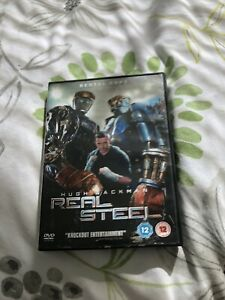 Hugh Jackman Real Steel DVD