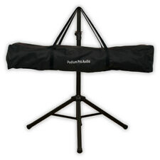 Podium Pro SS1 PA DJ Karaoke Band Steel Heavy Duty Speaker Stand with Bag SS1B