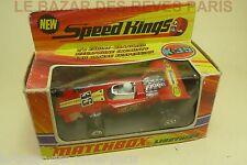 MATCHBOX. SPEED KINGS.  F1 LIGHTNING.  REF. K 35  + boite. (1971)