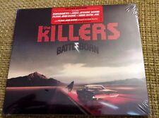 KILLERS BATTLE BORN CD NUEVO A ESTRENAR CON PRECINTO