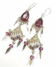 Shell Women Earrings South American Jewellery