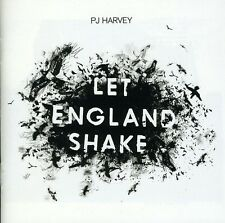 PJ Harvey, P.J. Harvey - Let England Shake [New CD] UK - Import