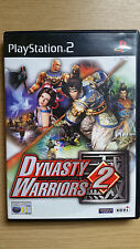 Dynasty Warriors 2 - Sony Playstation 2 - PS2 - Game - Complete