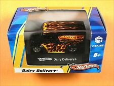 Hot Wheels 1/87 th Scale Dairy Delivery