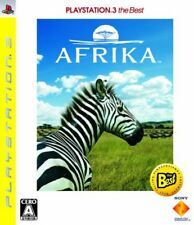 USED  PS3 Afrika the Best PlayStation3
