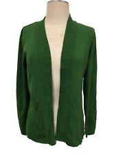Etoile Isabel Marant Open front Lightweight Green Long Sleeve Cardigan Size M
