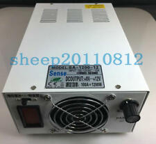 AC100-120V to 0-48VDC 25A 1200W Output Adjustable Switching Power Supply
