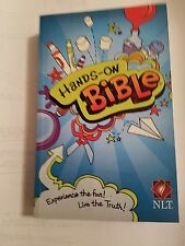 Hands-on Bible New Living Translation by Tyndale