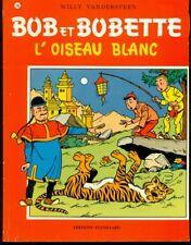 BOB ET BOBETTE : L'OISEAU BLANC de W. VANDERSTEEN Ed. STANDAARD No. 134