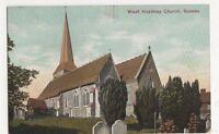Sussex, West Hoathley Church Postcard, B134