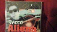 DJ RINGO - RADIO ALIENA. CD SINGOLO 5 TRACKS