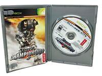 Unreal Championship (Microsoft Xbox, 2003) Platinum Hits Used Tested Works