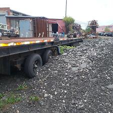 20000 Trail Eze Tilt Deck Equipment Or Container Trailer Deck Over 40 Deck