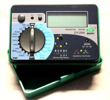 DUOYI Digital Transistor Parameter Tester DY294