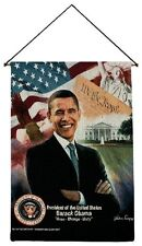 President Barack Obama Tapestry Wall Hanging - New!