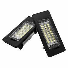 For SKODA Fabia II 5J Facelift 10-19 Oktavia Superb B6 LED License plate Lights