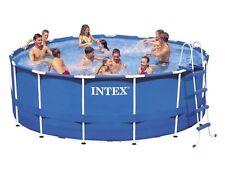 Intex 28236gn Metal Frame 457 x 122 cm Stahlrahmen Swimming Pool ohne Zubehör