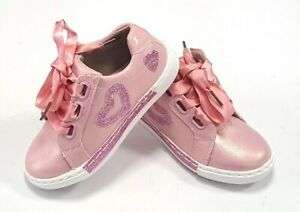 SALE RIBBON LACE Girls shoes trainers pumps sneakers boots size UK 8-12.5 GIRLS