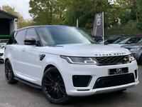 2019 Land Rover Range Rover Sport SDV6 HSE - REAR ENTERTAINMENT - ONE OWNER Auto