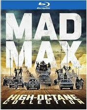 MAD MAX : SUPERBENZIN COLLECTION - BLU RAY - Region free - Versiegelt