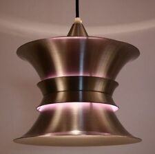 Designer Lampe - BENT NORDSTED für LYSKAER - PENDANT lighting DENMARK 70s - WOW