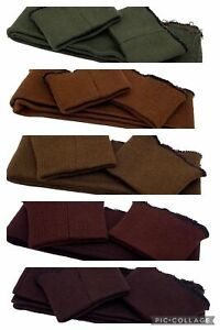 Replacement Wool Knits/Cuffs for American Jackets, A-2, B-10, B-15, Five Colours