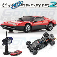 Kyosho 32236R-B Mini-Z Sports 2 MR-03S2 Ferrari 512BB Red RTR