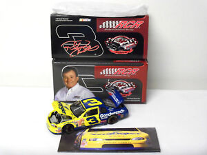 Dale Earnhardt RCR Museum Series 99 Goodwrench M/Carlo 1/32 WRANGLER JEANS #611