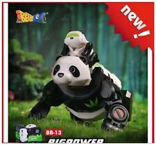 New 52Toys BEASTBOX BB-13 BB13 Panda Action Figure  instock