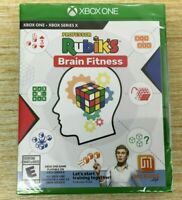 NEW Professor Rubik's Brain Fitness for Xbox One XBOX SERIES X SHIPS FAST