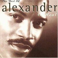 Alexander O'Neal Best of (1996) [CD]