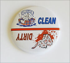 "3""--Elephant Clean/Dirty Dishwasher Magnet"