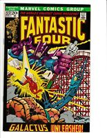 Fantastic Four #122 VF 8.0 or better! GALACTUS UNLEASHED Silver Surfer Marvel