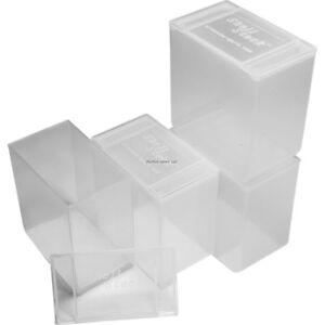 NEW! MTM SS25-00 Shell Stack 25 Rd. Compact Shotshell Storage Box (Set of 4)