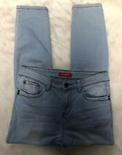 Guess Women's Skinny Fit Jeans Light Wash Size 30