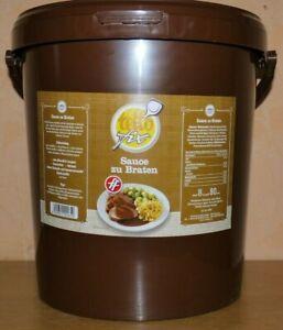 ( 8,62 Euro / Kg ) tellofix Sauce zu Braten (ehem. ff Sauce) 8 Kg