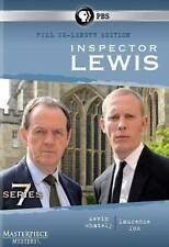 INSPECTOR LEWIS SERIES 7 (2 DVD) Set Masterpiece Mystery New Free Shipping