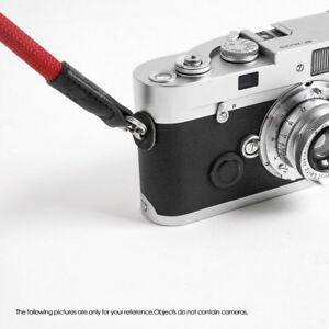 Cam-in Camera Shoulder Neck Wrist Strap Pad for Mirrorless DSLR Leica short long