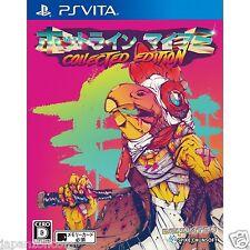 Hotline Miami PS Vita Playstation Sony Japanese Japanzon