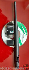 USB WIFI - EDUP EP-8512  + RECEPTOR HDTV - 2 EN 1