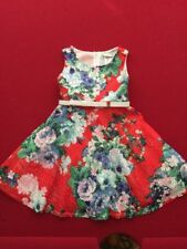 Sweet Heart Rose Girls Dress size 5