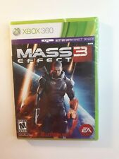 MASS EFFECT 3 (XBOX 360) BRAND NEW AND  FACTORY SEALED- CANADA FAST FREE SHIPPIN