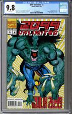 2099 Unlimited #3  CGC 9.8