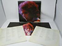 Bob Dylan At Budokan Double LP Columbia 1978 Gatefold with poster