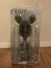 KAWS Small Lie Companion Vinyl Figure Grey *IN HAND*