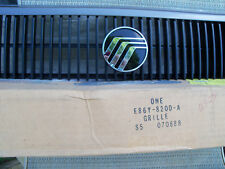 NEW 1988-1991 MERCURY TOPAZ RADIATOR GRILLE NOS IN THE BOX READY TO INSTALL NICE