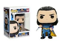Funko Pop Marvel: Thor Ragnarok - Loki Vinyl Bobble-Head Item No. 13767